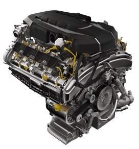 Moteur turbo-diesel